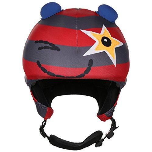 revetement-casque-ski-red-monster-barts-revetement-casque-taille-unique-rouge