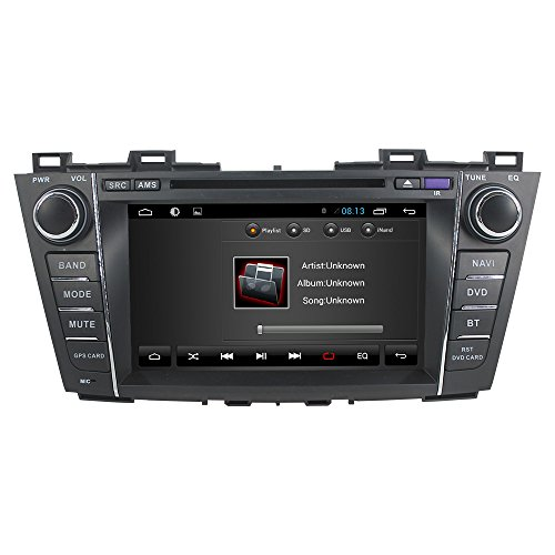 LIKECAR-7-Zoll-HD-1024600-Kapazitive-Android-44-Dual-Core-Autoradio-Navi-Fr-Mazda-5-Premacy-Stereo-Audio-System-Navigation-DVD-GPS-MP3-USB-Bluetooth-A2DP-Phone-book-Radio-FM-AM-RDS-Touch-Screen-Unters