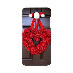 BLUEDIO Designer 3D Printed Back case cover for Samsung Galaxy E7 - G0882