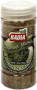 Badia Italian Seasoning, 1.25-Ounce (Pack of 6)