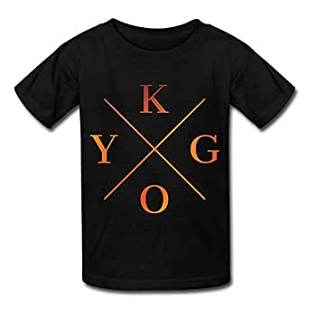 Losnger Kid 39 S Kygo Music Logo Design T Shirt