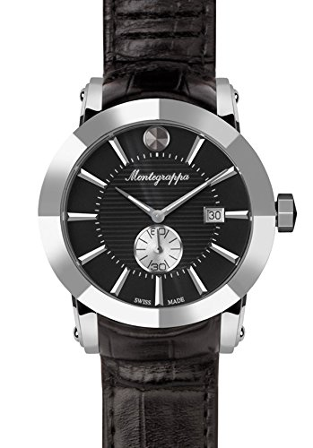 montegrappa-lifestyle-collection-silver-with-black-face-watch-idnuwaib-by-montegrappa