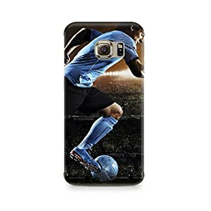 Ebby Messi Flying Premium Printed Case For Samsung S7