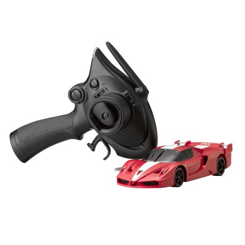 Kyosho Ferrari FXX Mini-Z Radio Control Car: Red (30763R)