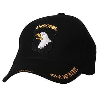 9333 101st Airborne Insignia Cap (Adj.)