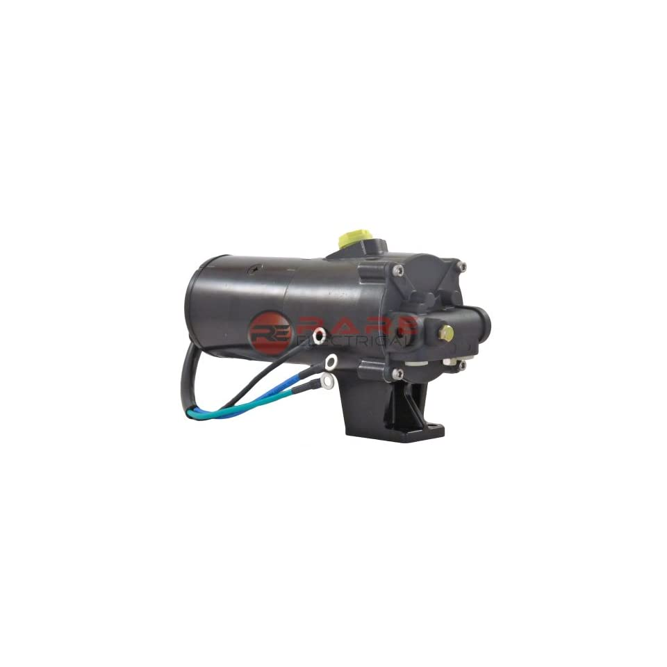 NEW POWER TILT TRIM MOTOR VOLVO PENTA with PUMP 852928 852928-1 EVH4002 6225
