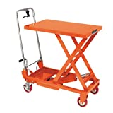 JET SLT-330F Scissor Lift Table