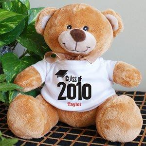 Class Of Graduation Personalized Teddy Bear