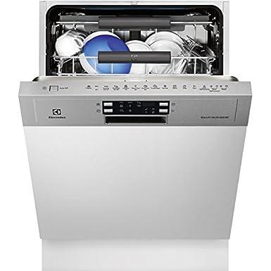 Electrolux ESI8520ROX Entièrement intégré 15places A Gris - lave-vaisselles (Entièrement intégré, A, A, Gris, boutons, A)