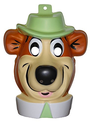 Rubie's Costume Co 3/4 Pvc Yogi Bear Mask Costume
