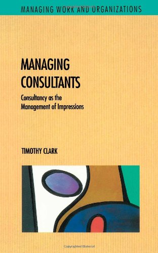 Managing Consultants (Rethinking Reading)