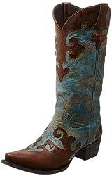 Lane Boots Women's Dawson Western Boot