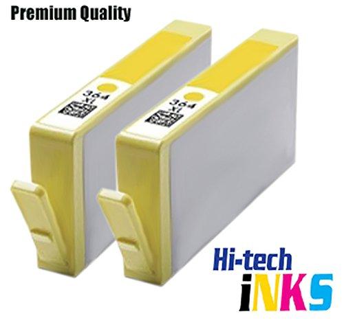 Kompatibel für HP 364XL, mit Chip, mit Tintenstand APEX) Tintenpatronen für Photosmart 5510, 5511, 5512, 5514, 5515, 5520, 5522, 5524, 6510, 6512, 6515, 6520, 7515, B010a, B109a B109d B109f,,, B109n B110a B110c B110e,,,,, für Photosmart Plus B209a B209c B210a B210c,,, B210d, Deskjet 3070A, 3520, 3522, 3524, Officejet 4610, 4620, hohe Kapazität 2 Yellow Schwarz, Cyan, Magenta, Gelb