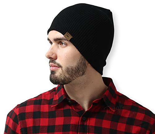 tough-headwear-ribbed-daily-beanie-serious-beanie-hats-for-serious-style-stretchy-soft-acrylic-fits-