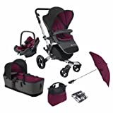 Concord Neo Mobility Travel System Set From Birth -Candy