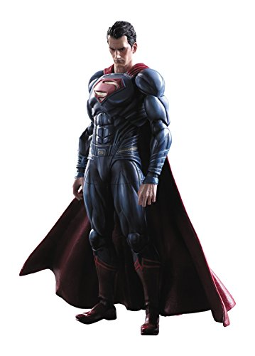 Square Enix Batman v Superman: Dawn of Justice: Play Arts Kai Superman Action Figure (Square Enix Inc compare prices)