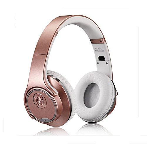 Top 5 Best Wireless Headphones Rose Gold For Sale 2016