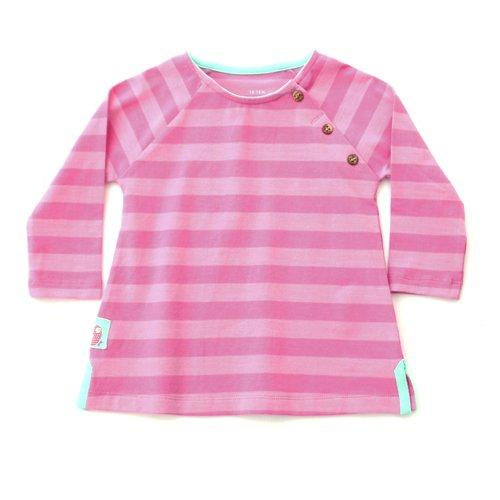 Kite Kids Baby Girl Long Sleeved Stripy Tunic
