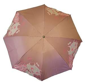 Pink Marie the Cat Compact Umbrella - Marie the Cat Umbrella
