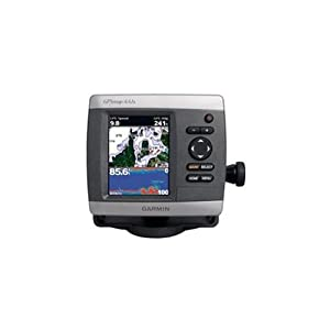 Garmin GPSMAP 441s 4-Inch Waterproof Marine GPS and Chartplotter with Sounder by Garmin