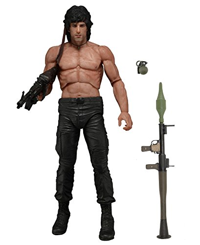 NECA Rambo - First Blood Part II - 7