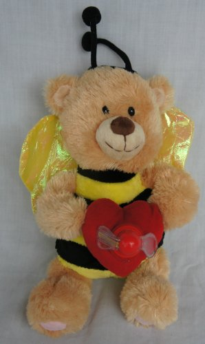 AVON BUMBLE BEE BEAR SINGS BEE MINE LIGHT UP