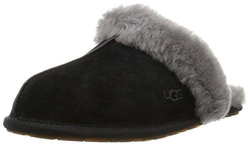 UGG, Pantofole, Donna, Black/Grey, 37