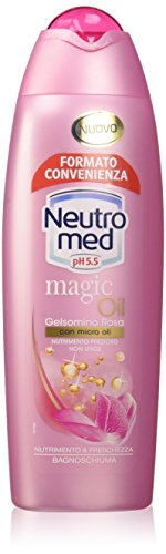 Neutromed Bagno 750Ml Magic Oil Gelsomino