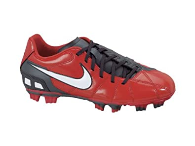 Click here to buy Nike Youth JR Total90 Shoot III FG Met Bl DukVtBlk Football-cleats US NIB by Nike.