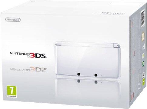 Nintendo 3DS - Console, Bianco Ghiaccio