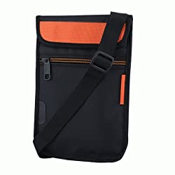 Soft Durable Pouch for kindle Reader� (Orange)