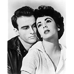 RAINTREE COUNTY MONTGOMERY CLIFT ELIZABETH TAYLOR 24X36 POSTER PRINT