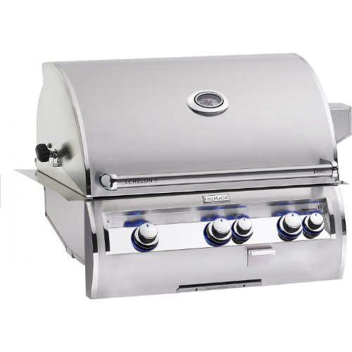 Fire Magic Echelon Diamond E660i A Series Natural Gas Built-in Grill With One Infrared Burner