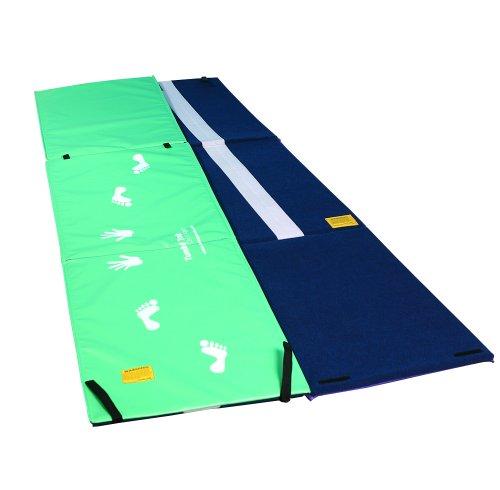 Tumbl Trak Girl S Handstand Homework Mat Lime Green 9 X