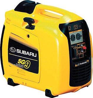 SUBARU ポータブル発電機 SG9