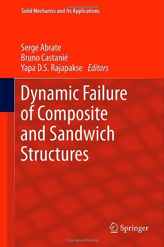 Dynamic Failure Of Composite And Sandwich Structures (Solid Mechanics And Its Applications)