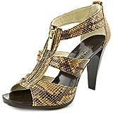 Michael Kors Berkley Suede Dress Sandals Shoes