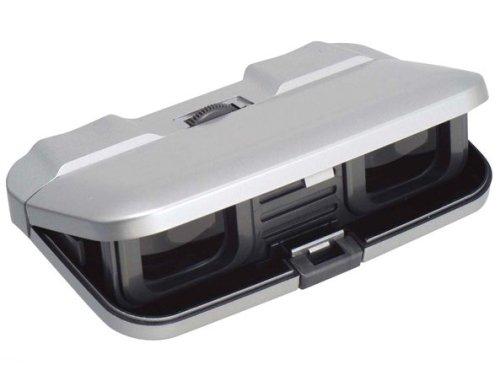Kenko Opera Glass Priant 3X28 Slim Silver