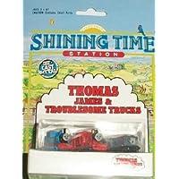 Thomas & Friends Shining Time Thomas, James, & Troublesome Trucks Miniature Diecast Train Set