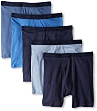 Hanes Men's 5 Pack Ultimate Dyed Boxe…