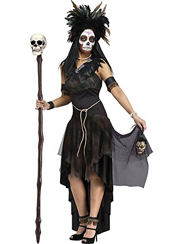 Adult Voodoo Queen Costume