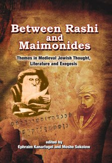 Between Rashi and Maimonides
