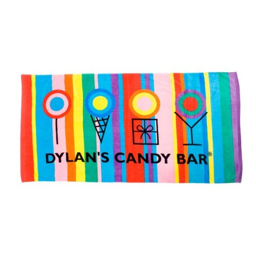 Dylan's Candy Bar Beach Towel