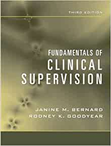 importance of clinical supervision Background: clinical supervision has gained wide recognition in recent years as  an essential  despite the importance of clinical supervision to profes.