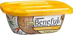 Beneful Dog Food Prepared Meals Chicken Stew, 10-Ounce Plastic Containers (Pack of 8) at Sears.com