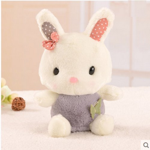 UDTEE New/Adorable Cute Cartoon Bunny/Rabbit Plush Dolls Car Bamboo Charcoal Decors/Auto Air Purifying Ornaments,Pattern 5