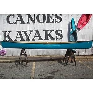 Wenonah Escapade Kevlar Canoe - 2011 by Wenonah