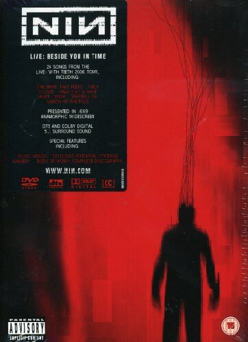 Nine Inch Nails - Beside You In Time [DVD] [2007] [NTSC]