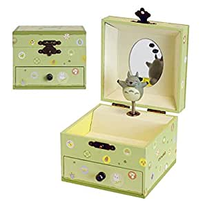 スタジオジブリオルゴールコレクション となりのトトロ トトロペーパーボックス