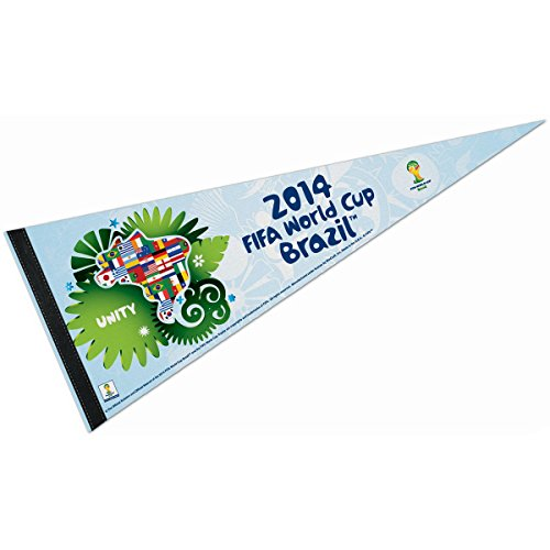 2014 FIFA World Cup Unity Pennant and Banner